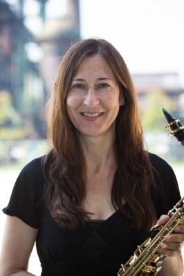 Ilona Haberkamp - Altsaxophon